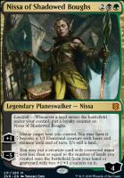Zendikar Rising: Nissa of Shadowed Boughs