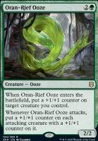 Zendikar Rising: Oran-Rief Ooze