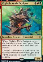 Zendikar Rising: Phylath, World Sculptor