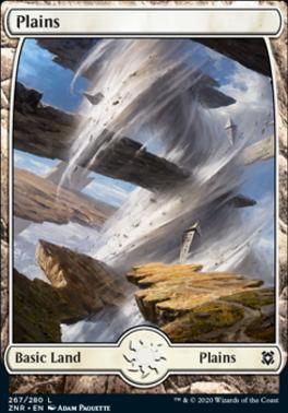 Zendikar Rising: Plains (267)