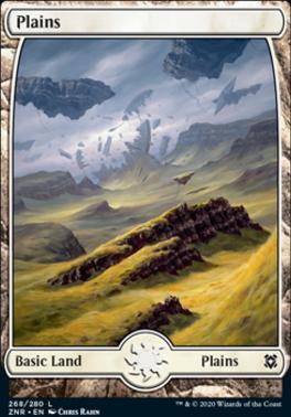 Zendikar Rising: Plains (268)