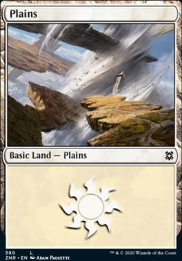 Zendikar Rising: Plains (380)