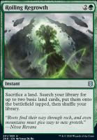 Zendikar Rising: Roiling Regrowth