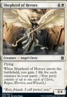 Zendikar Rising Foil: Shepherd of Heroes