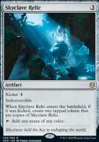 Zendikar Rising: Skyclave Relic
