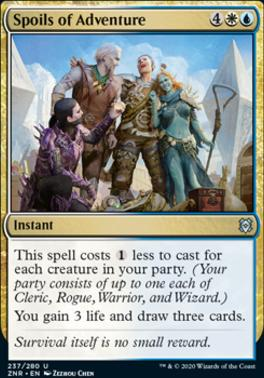 Zendikar Rising: Spoils of Adventure