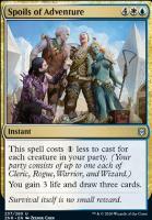 Zendikar Rising Foil: Spoils of Adventure