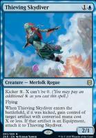 Zendikar Rising: Thieving Skydiver