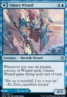 Zendikar Rising: Umara Wizard