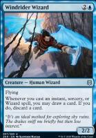 Zendikar Rising: Windrider Wizard
