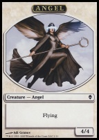 Zendikar: Angel Token