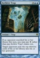Zendikar: Archive Trap