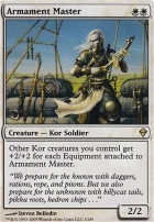 Zendikar: Armament Master