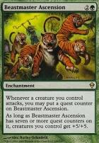 Zendikar: Beastmaster Ascension