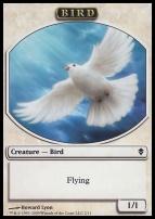 Zendikar: Bird Token