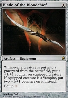 Zendikar: Blade of the Bloodchief