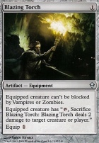 Zendikar Foil: Blazing Torch