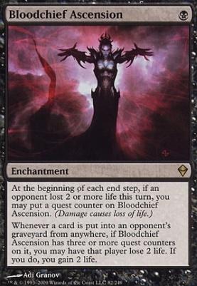 Zendikar: Bloodchief Ascension