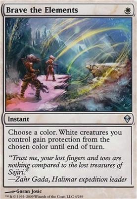 Zendikar: Brave the Elements