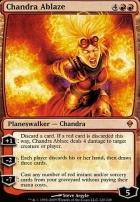 Zendikar: Chandra Ablaze