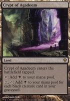 Zendikar: Crypt of Agadeem