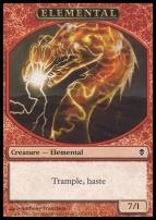 Zendikar: Elemental Token