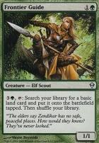 Zendikar Foil: Frontier Guide