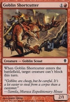 Zendikar: Goblin Shortcutter