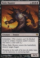 Zendikar Foil: Halo Hunter