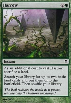 Zendikar: Harrow