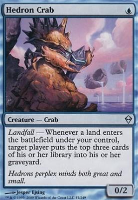Zendikar: Hedron Crab