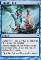 Zendikar: Into the Roil