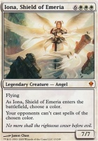 Zendikar: Iona, Shield of Emeria
