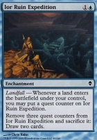 Zendikar Foil: Ior Ruin Expedition