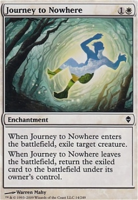 Zendikar: Journey to Nowhere