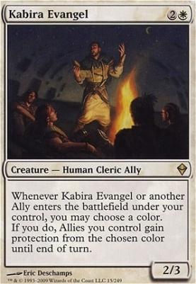 Zendikar: Kabira Evangel