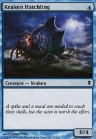 Zendikar: Kraken Hatchling
