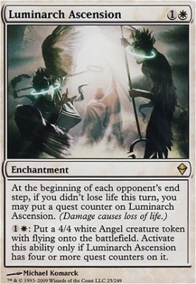 Zendikar: Luminarch Ascension