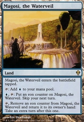 Zendikar: Magosi, the Waterveil