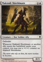 Zendikar: Makindi Shieldmate