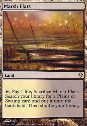 Zendikar: Marsh Flats
