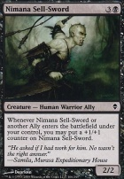 Zendikar: Nimana Sell-Sword
