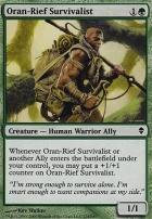 Zendikar: Oran-Rief Survivalist
