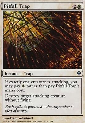 Zendikar: Pitfall Trap
