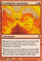 Zendikar Foil: Pyromancer Ascension