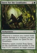 Zendikar: Quest for the Gemblades