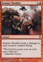 Zendikar: Seismic Shudder