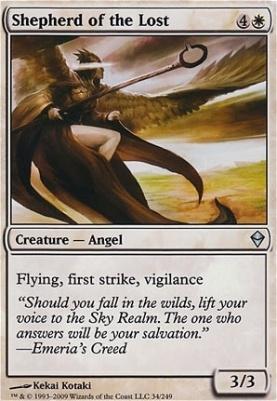 Zendikar: Shepherd of the Lost
