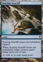 Zendikar Foil: Soaring Seacliff