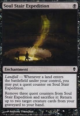 Zendikar: Soul Stair Expedition